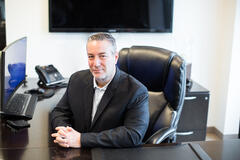Anthony Brocco - CEO of Advanced Markets