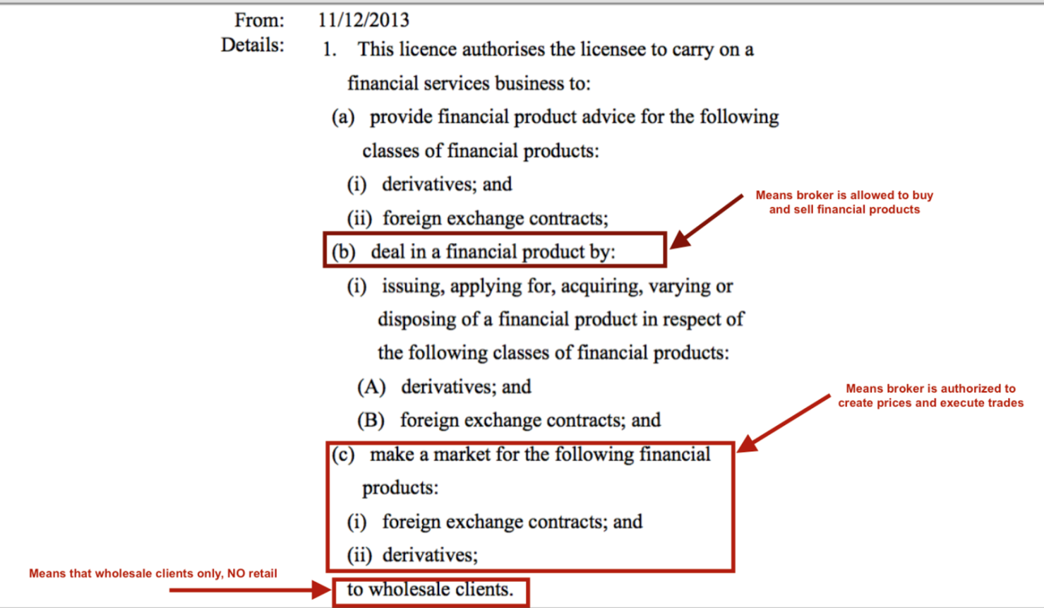 3 - Example 1 - Wholesale only FX and derivatives broker.png