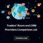 Traders' Room and CRM Providers Comparison List - Advanced Markets