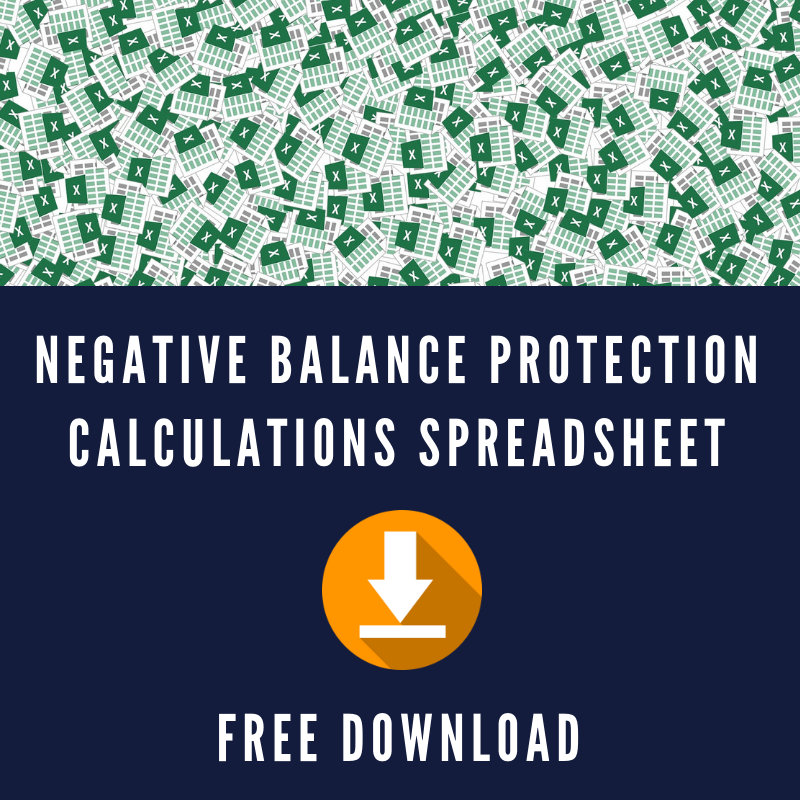 Negative balance protection forex